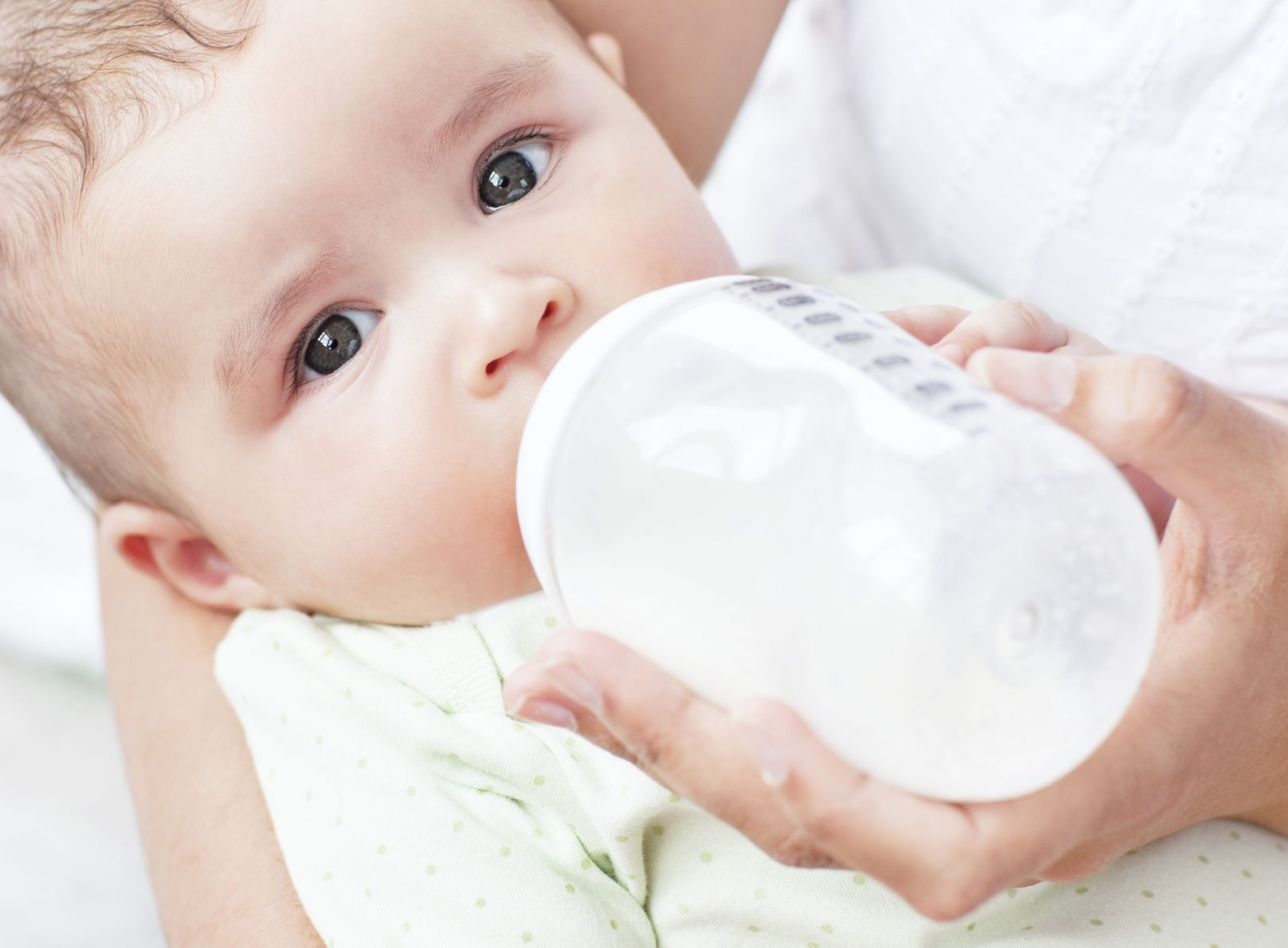 lactancia mixta
