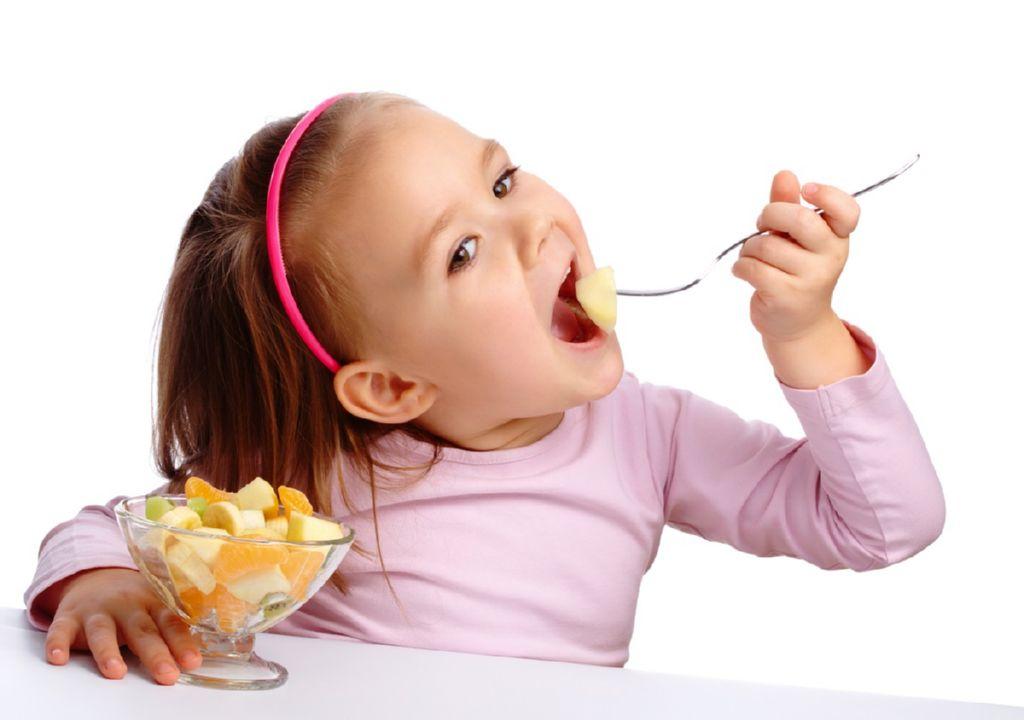 alimentos nutritivos ninos