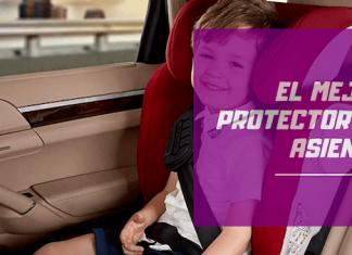 mejor protector para el asiento del coche