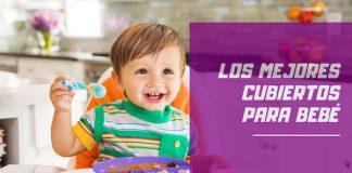 los mejores cubiertos para bebé