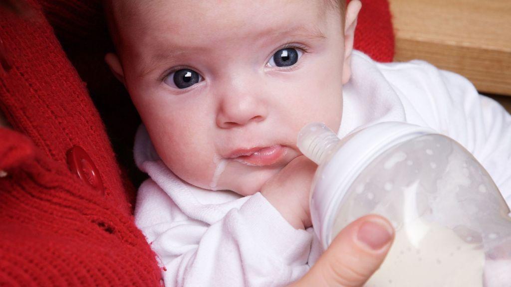 reflujo en bebes