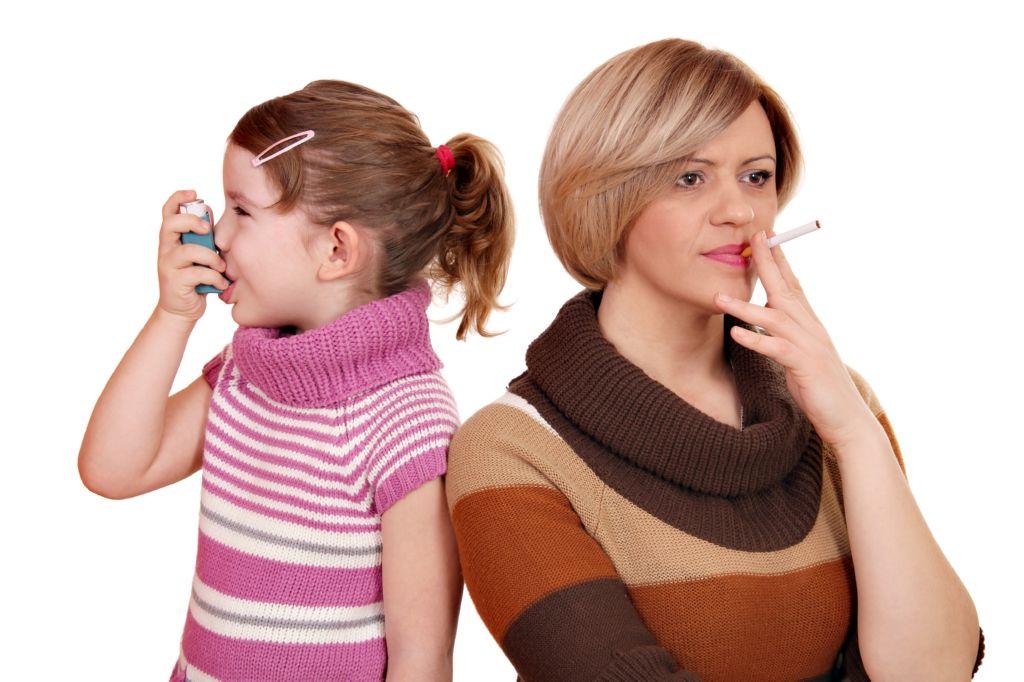 fumar cigarro afecta la lactancia
