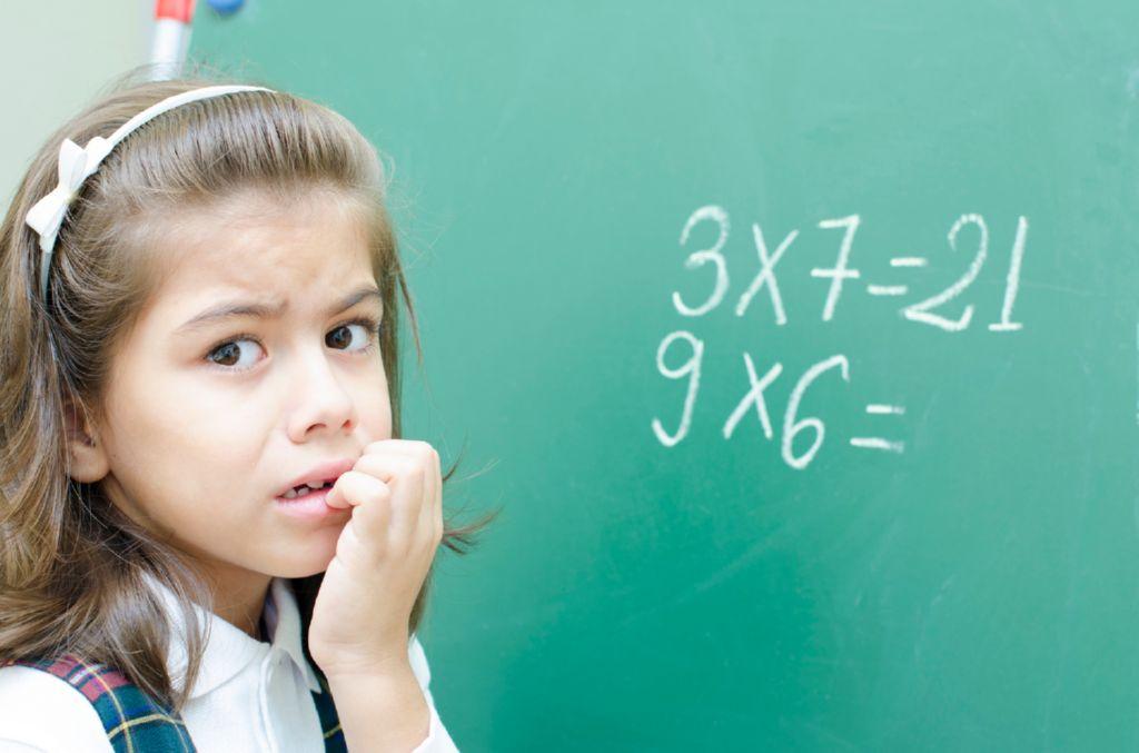 miedo al fracaso escolar