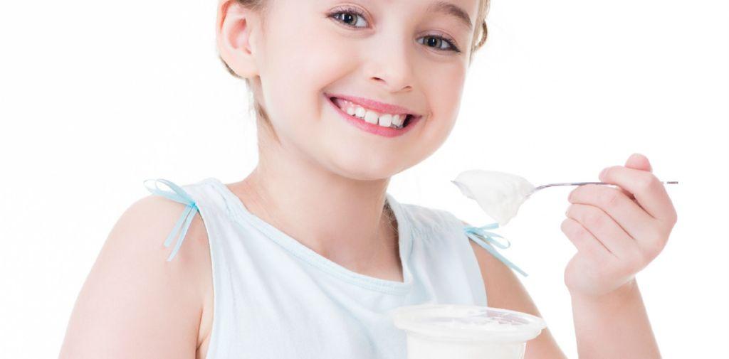 yogur para merienda