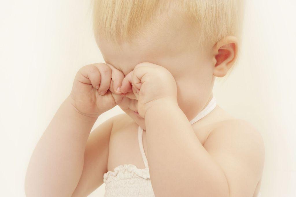 conjuntivitis bebe