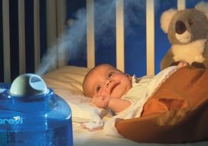 humidificador para el bebe