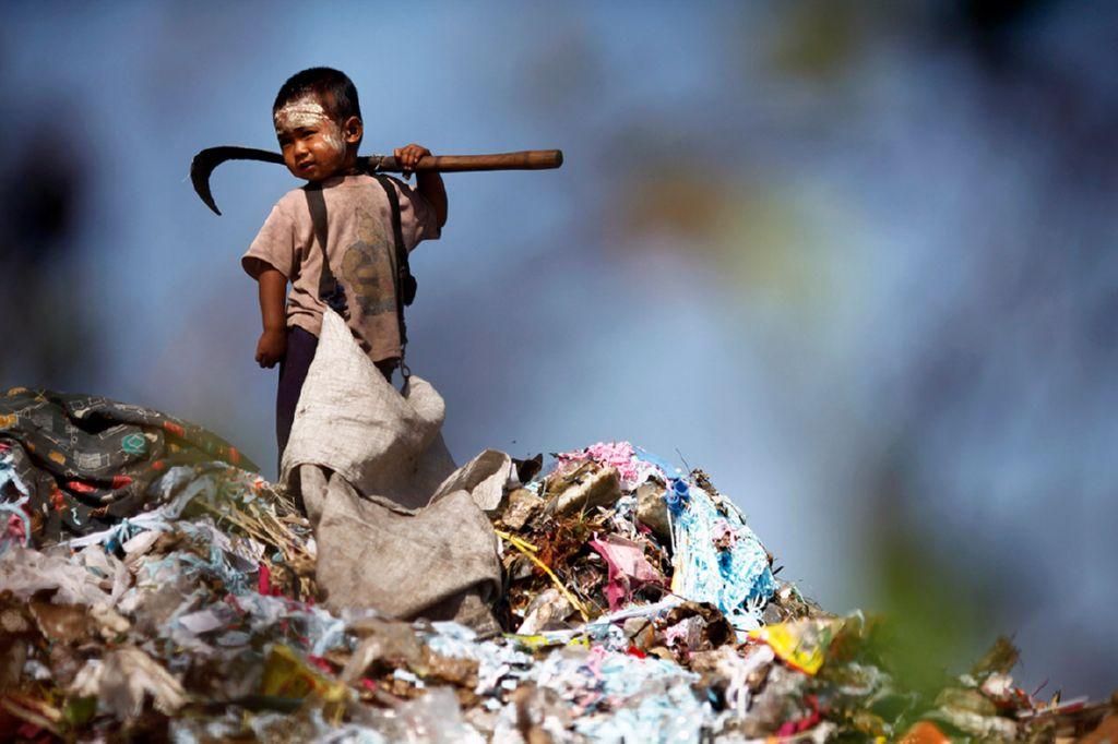 nino basura