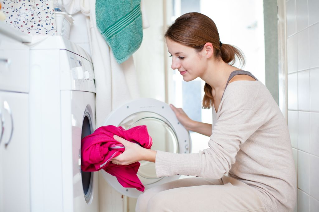 poner lavadora