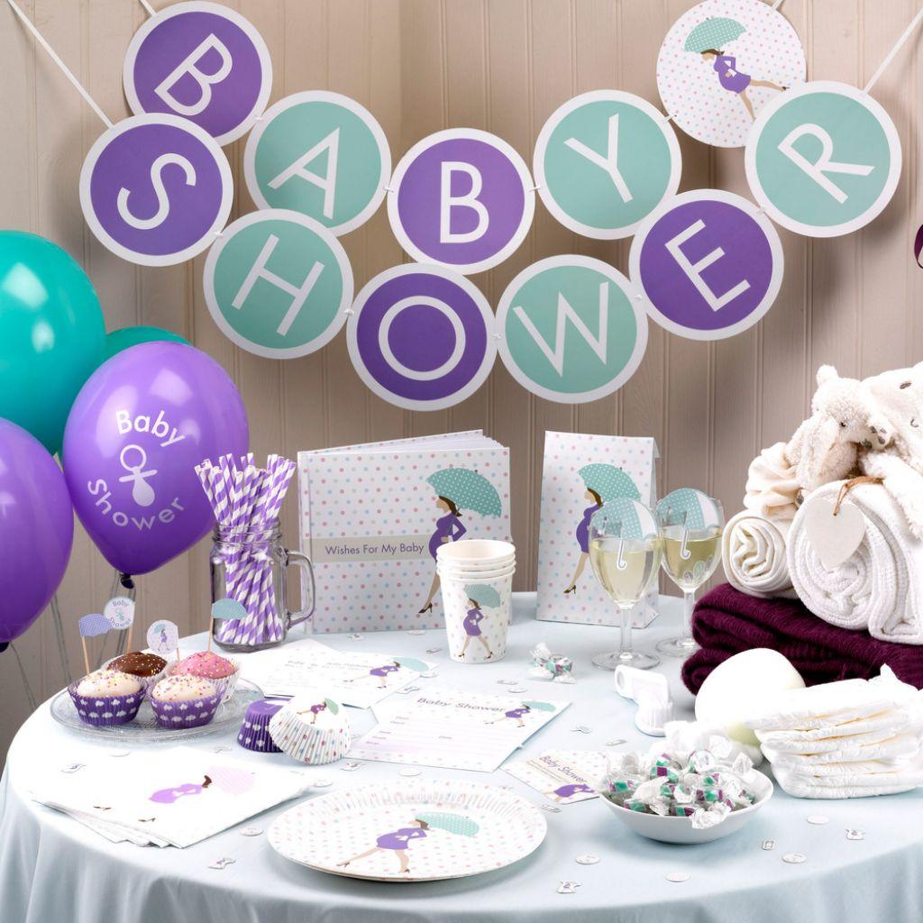 C mo organizar un baby shower perfecto ideas trucos y for Juego de organizar casa
