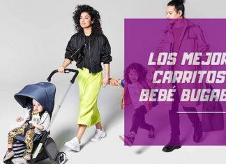mejores carritos de bebé bugaboo