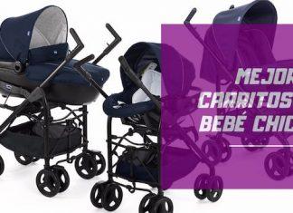 mejores carritos de bebé chicco