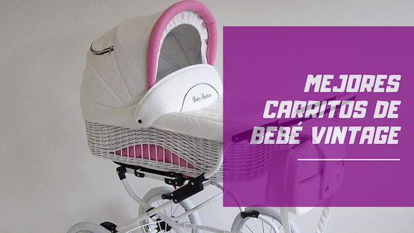 mejores carritos para bebé clásicos