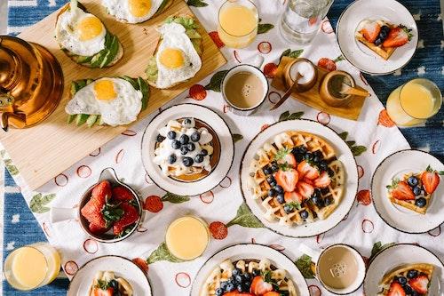 desayunos a domicilio en España