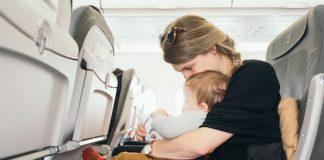 consejos para viajar con tu bebe